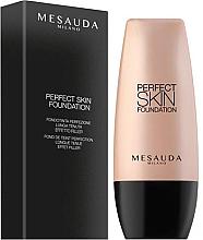 Parfumuri și produse cosmetice Fond de ten - Mesauda Milano Perfect Skin Foundation