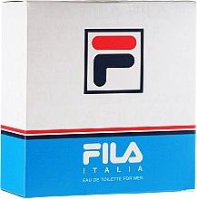 Parfumuri și produse cosmetice Fila For Men - Apă de toaletă