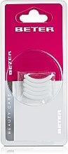 Parfumuri și produse cosmetice Plăci de silicon pentru clește de curbare a genelor, 5 bucăți - Beter Beauty Care