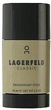 Parfumuri și produse cosmetice Karl Lagerfeld Lagerfeld Classic - Deodorant stick