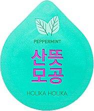 Parfumuri și produse cosmetice Mască Capsule de curățare a porilor - Holika Holika Superfood Capsule Pack Peppermint