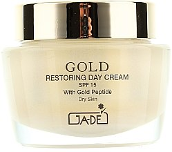 Parfumuri și produse cosmetice Cremă de zi revitalizantă - Ga-De Gold Restoring Day Cream
