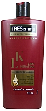 Parfumuri și produse cosmetice Șampon - Tresemme Keratin Smooth Liso Keratina Shampoo