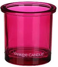 Parfumuri și produse cosmetice Sfeșnic pentru lumânare votivă - Yankee Candle POP Pink Tealight Votive Holder