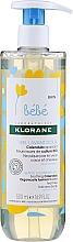 Parfumuri și produse cosmetice Gel de duș pentru copii - Klorane Bebe Gentle Cleansing Gel Soothing Calendula
