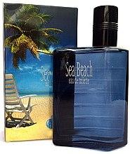 Parfumuri și produse cosmetice Real Times Sea Beach - Apă de toaletă