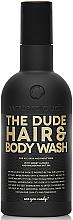Parfumuri și produse cosmetice Șampon-gel de duș - Waterclouds The Dude Hair And Body Wash