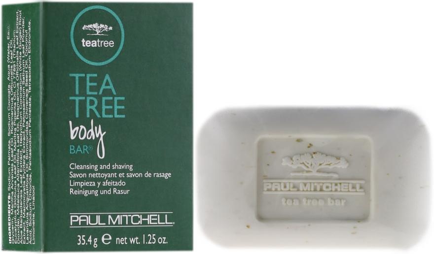 Săpun - Paul Mitchell Tea Tree Body Bar — Imagine N1
