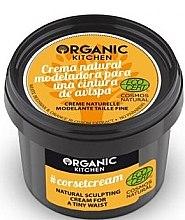 Parfumuri și produse cosmetice Cremă pentru modelarea taliei - Organic Shop Organic Kitchen Corsetcream
