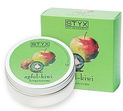 """Parfumuri și produse cosmetice Cremă pentru corp """"Măr și kiwi"""" - Styx Naturcosmetic Apple Kiwi Body Cream"""