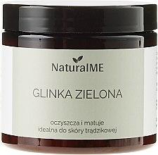 """Parfumuri și produse cosmetice Argilă naturală """"Verde"""" - NaturalME"""