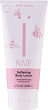 Parfumuri și produse cosmetice Loțiune de corp - Naif Baby Softening Body Lotion