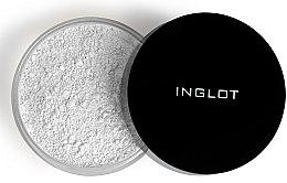 Parfumuri și produse cosmetice Pudră matifiantă de față - Inglot Mattifying Loose Powder