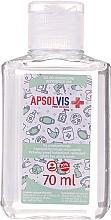 Parfumuri și produse cosmetice Gel dezinfectant pentru mâini - Apsolvis Pure Solution