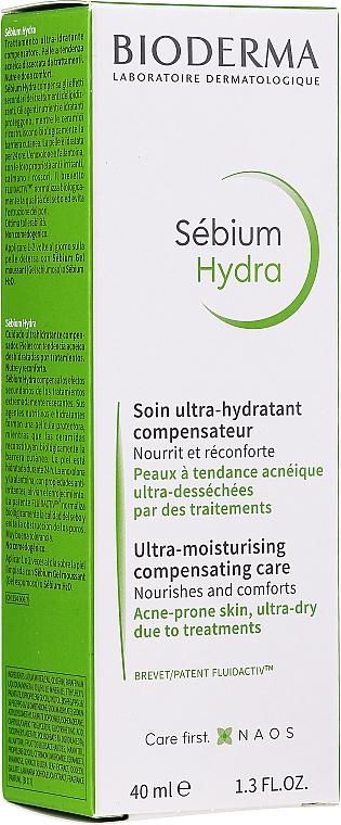 Cremă hidratantă - Bioderma Sebium Hydra Moisturising Cream — Imagine N2