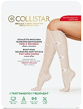 Parfumuri și produse cosmetice Mască de picioare - Collistar Special Perfect Body Boot-Mask Nourishing Anti-Fatigue Feet And Calves