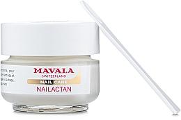 Cremă pentru unghii deteriorate - Mavala Nailactan — Imagine N2