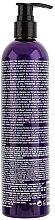 Șampon de păr - Tigi Dumb Blonde Purple Toning Shampoo — Imagine N2