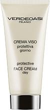 Parfumuri și produse cosmetice Protecție solară de zi pentru față - Verdeoasi Radiance Uneven Skin Protective Face Cream