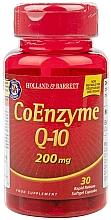 "Parfumuri și produse cosmetice Supliment alimentar ""Coenzima Q10"" - Holland & Barrett CoEnzyme Q-10 200mg"