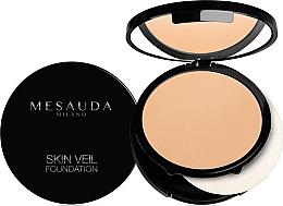 Parfumuri și produse cosmetice Pudră de față - Mesauda Milano Skin Veil Foundation
