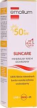 Parfumuri și produse cosmetice Cremă minerală pentru corp - Emolium Suncare Cream Mineral SPF 50+