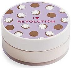 Parfumuri și produse cosmetice Pudră de față - I Heart Revolution Loose Baking Powder Coconut