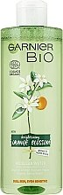 Parfumuri și produse cosmetice Apa micelară cu extract de flori de portocal - Garnier Bio Brightening Organic Orange Blossom Micellar Water