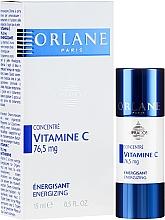 Parfumuri și produse cosmetice Ser facial cu Vitamina C - Orlane Supradose Vitamine C Energizing Concentre