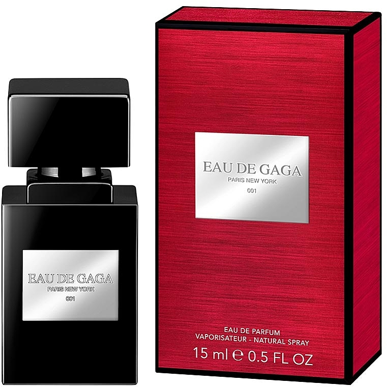 Lady Gaga Eau de Gaga 001 - Apă de parfum