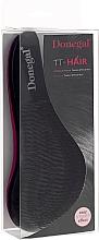 Perie de păr 1218, negru- violet - Donegal TT-Hair — Imagine N2