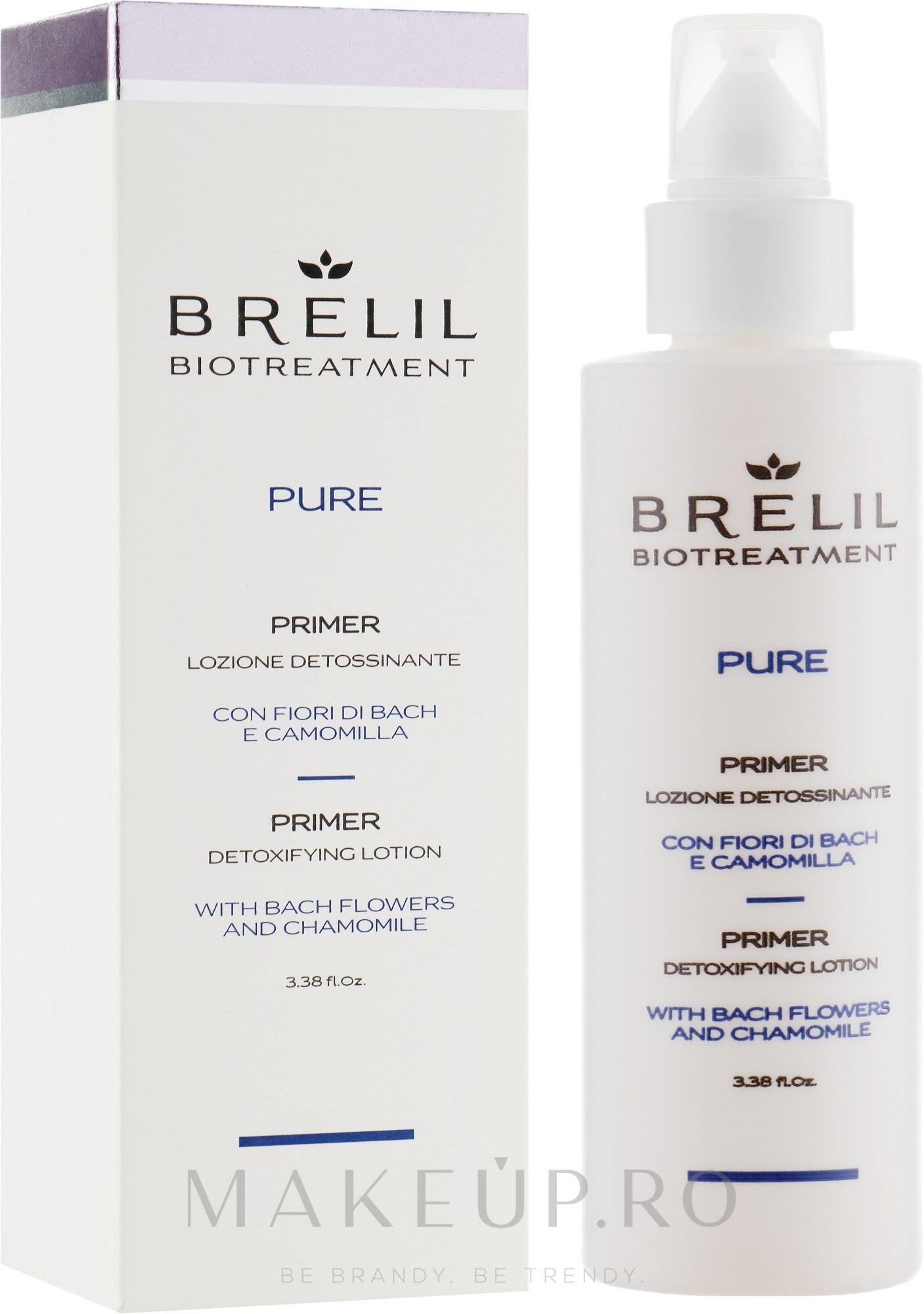 Loțiune pentru păr - Brelil Bio Traitement Pure Primer — Imagine 100 ml