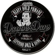 Parfumuri și produse cosmetice Ceară pentru păr - Dapper Dan Heavy Hold Pomade