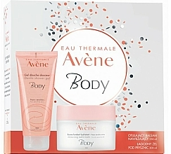 Parfumuri și produse cosmetice Set - Avene Body Eau Thermale (b/lotion/250ml + sh/gel/200ml)