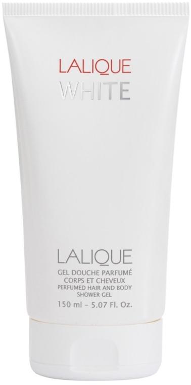 Lalique Lalique White - Gel de duș