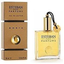 Parfumuri și produse cosmetice Esteban Les Matieres Ambre - Apă de parfum (tester cu capac)