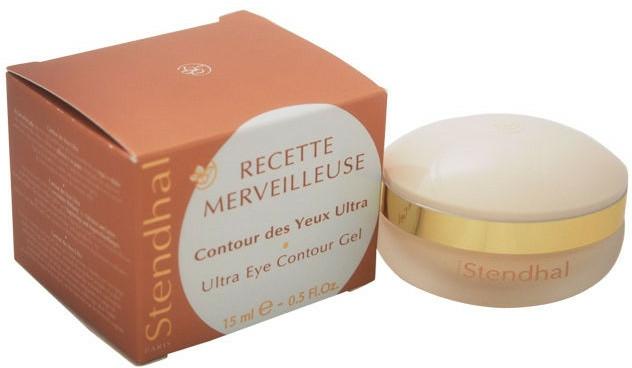 Gel hidratant pentru conturul ochilor - Stendhal Recette Merveilleuse Ultra Eye Contour Gel  — Imagine N1