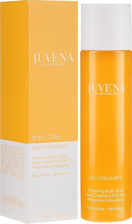 "Spray parfumat pentru corp ""Citrus"" - Juvena Body Care Eau Vitalisante Citrus Pampering Body Spray — Imagine N1"
