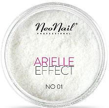Parfumuri și produse cosmetice Pudră pentru designul unghiilor - NeoNail Professional Arielle Effect