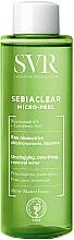 Parfumuri și produse cosmetice Apă regenerantă de curățare cu efect de netezire - SVR Sebiaclear Micro Peel