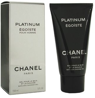 Chanel Egoiste Platinum - Gel de duș — Imagine N1