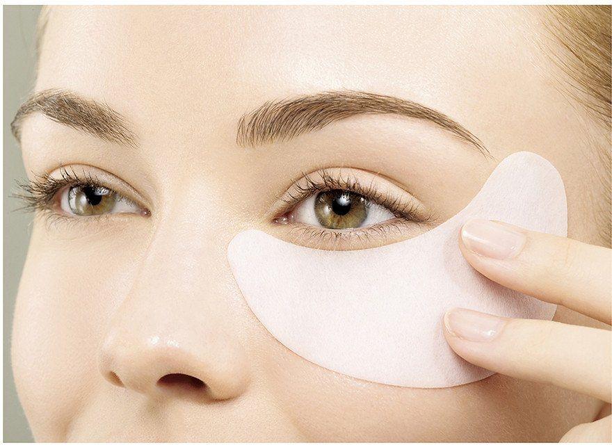 Mască de față - Shiseido Benefiance WrinkleResist24 Pure Retinol Exspress Smoothing Eye Mask — Imagine N2