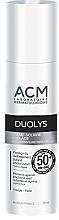 Parfumuri și produse cosmetice Protecție solară anti-îmbătrânire SPF 50+ - ACM Laboratoires Duolys Anti-Aging Sunscreen Cream SPF 50+