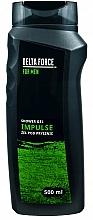 Parfumuri și produse cosmetice Gel de duș - Pharma CF Delta Force For Men Impulse Shower Gel