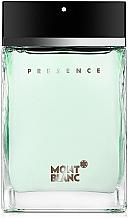 Parfumuri și produse cosmetice Montblanc Presence - Apă de toaletă