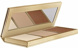 Parfumuri și produse cosmetice Paletă de machiaj - L.O.V The Glowrious Highlighting & Bronzing Palette