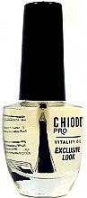 Parfumuri și produse cosmetice Ulei pentru cuticule - Chiodo Pro Vitality Oliwka Exclusive Look