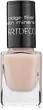Parfumuri și produse cosmetice Bază de nivelare pentru unghii - Artdeco Ridge Filler With Minerals