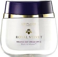 """Parfumuri și produse cosmetice Cremă de zi pentru fermitate """"Catifea regală"""" - Oriflame Firming Day Cream SPF 15"""