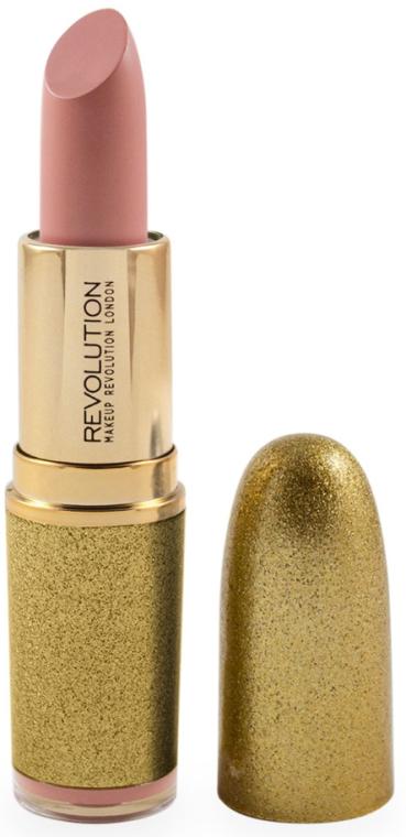 Ruj de buze - Makeup Revolution Life on the Dance Floor VIP Lipstick — Imagine N1